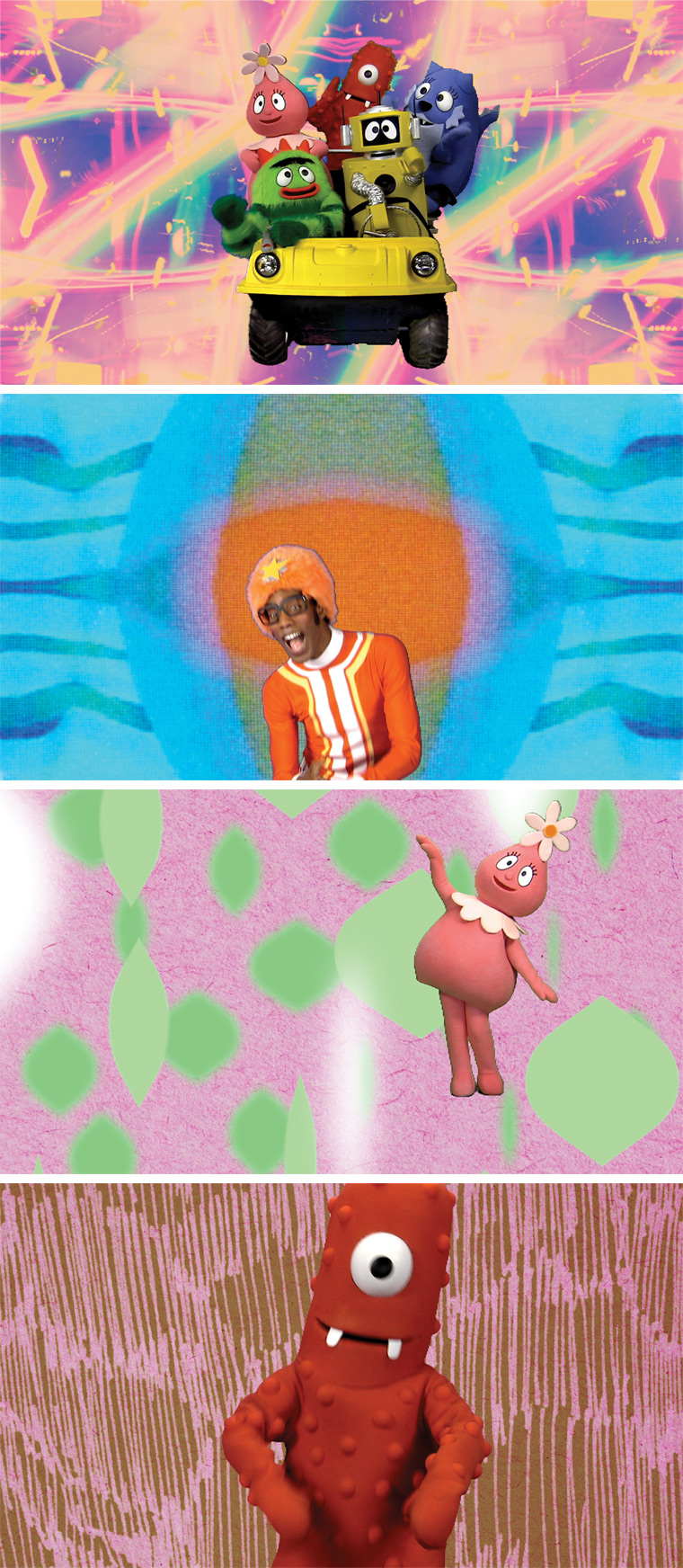 Yo Gabba Gabba Remixes