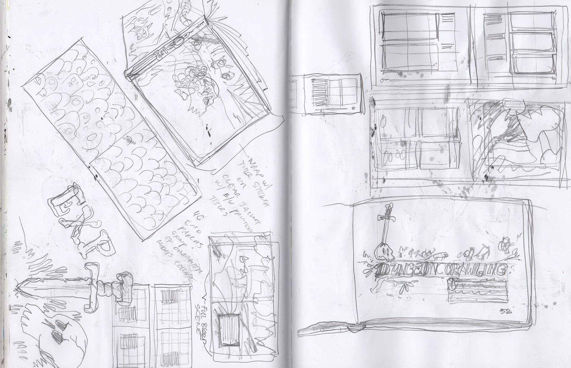 Ooo Sketchbook notes